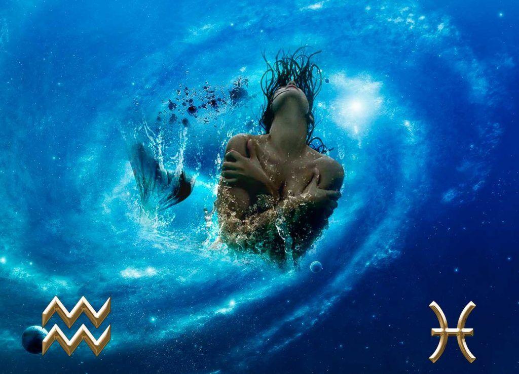 Перламутр благоприятствует Водолеям и Рыбам