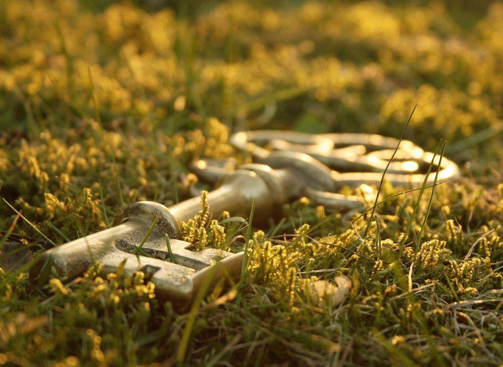 Потерять ключ от загородного дома