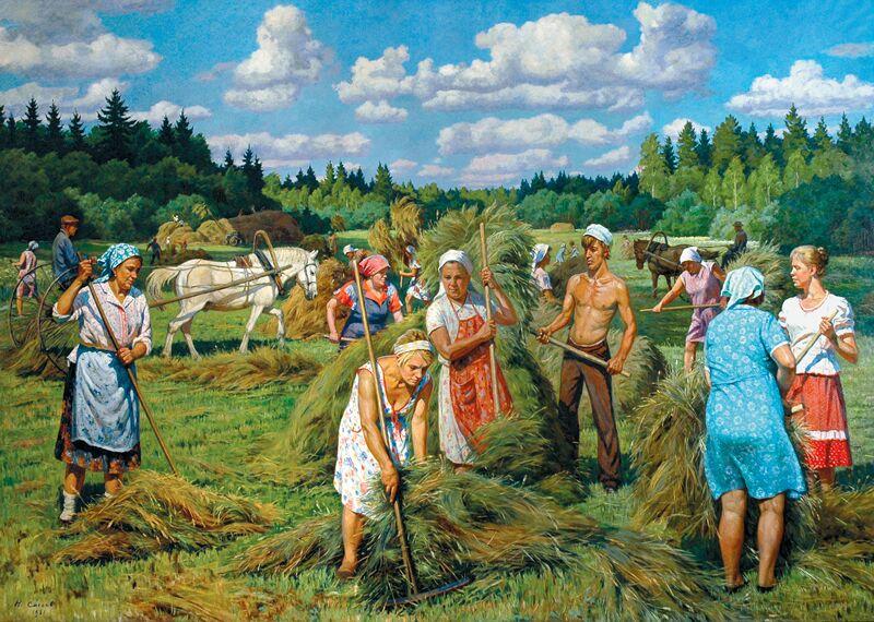 Приметы на урожай