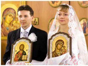 Приметы во время венчания в церкви