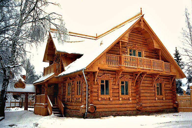 Приметы при строительстве деревянного дома