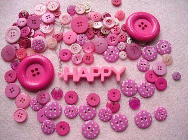 Пуговица счастья и удачи