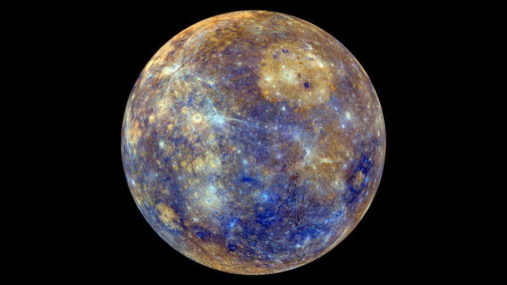 Растения Меркурия