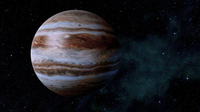 Растения Юпитера