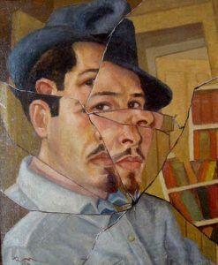 Смотреть в разбитое зеркало примета