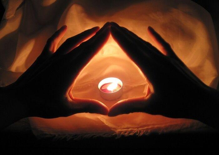 Ритуал любовной магии