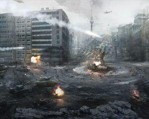 Третья мировая война по предсказанию Нострадамуса.
