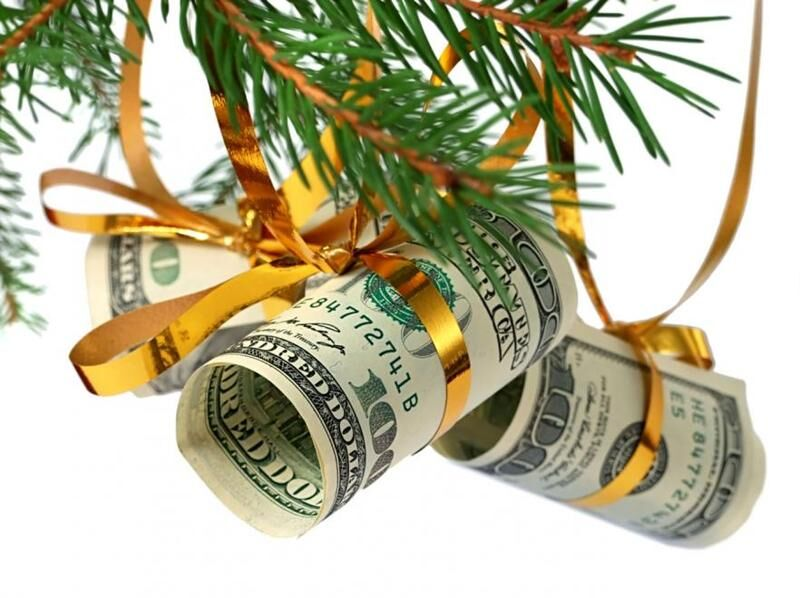 Уборка перед Новым годом для привлечения денег