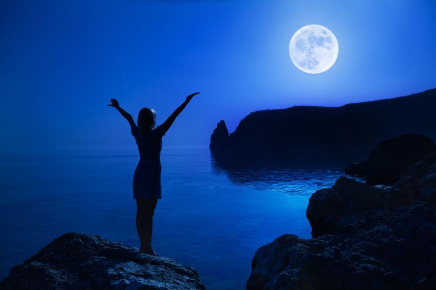 Луна и самочувствие