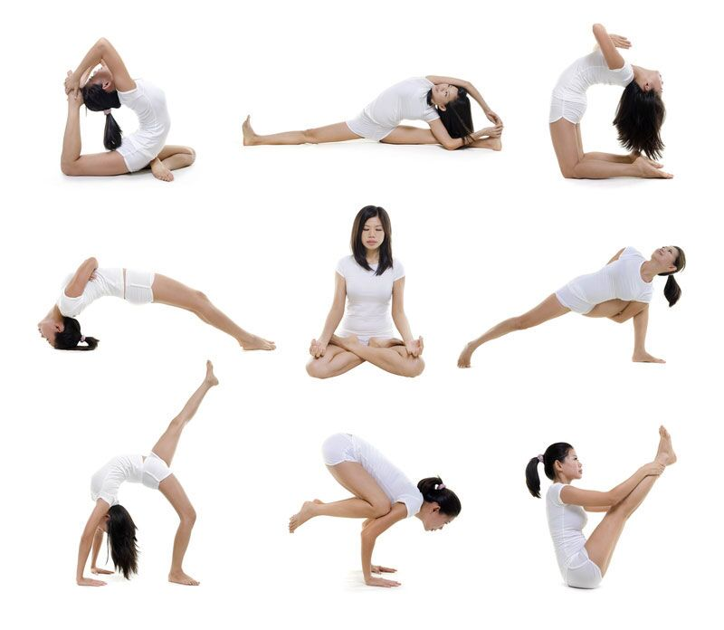 Йога позиции