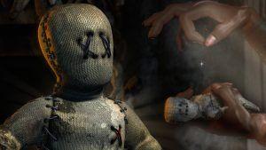 Заклинание на куклу вуду