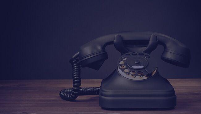 Заговор на телефон