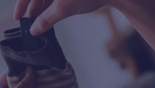 Приворот на носки