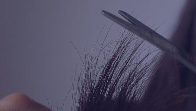 Приворот девушки по волосу