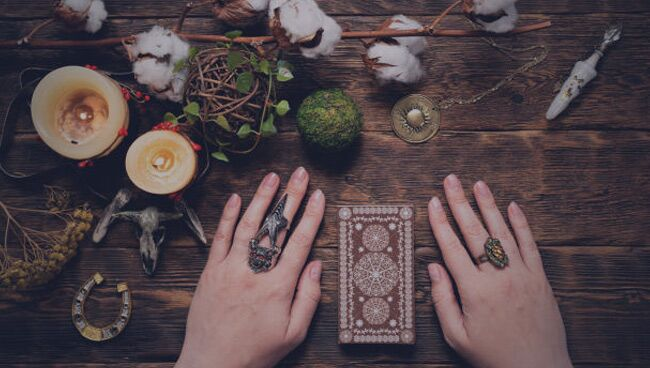 Ритуалы с картами таро. Аттрибутика