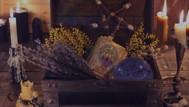 Магические ритуалы таро